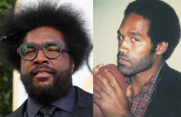 Questlove Talks about his Dinner With O.J. Simpson