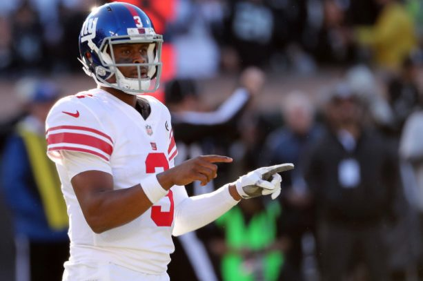 Geno Smith Believes The Earth Is Flat