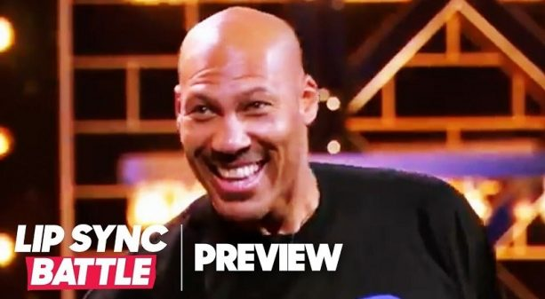 "LIP SYNC BATTLE"" Sneak Peek – LaVar Ball"