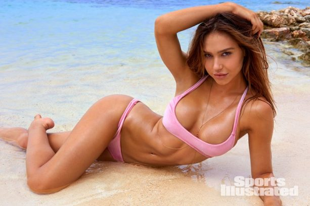Meet SI Swimsuit's Rookie Of The Year