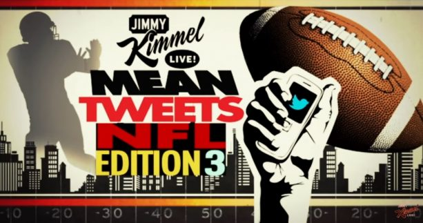 Mean Tweets NFL Edition #3″ With Danny Amendola, Peyton Manning and More
