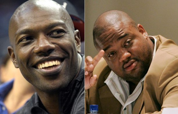 Terrell Owens tells Jason Whitlock to 'Kick Rocks'