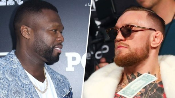 Conor McGregor Says 50 Cent Has Man Boobs