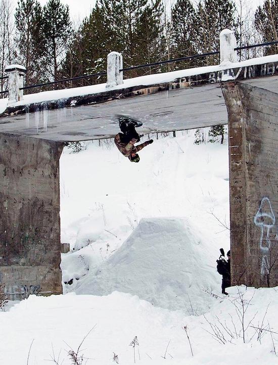 Video- Snowboarder CrazinessReal Snow 2018 | X Games