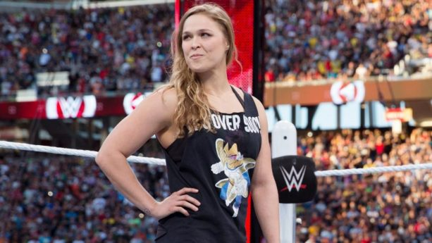Ronda Rousey The Manager?