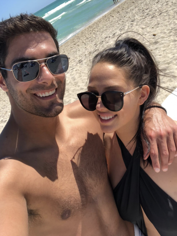 Details On Jimmy Garoppolo's Hot Relationship