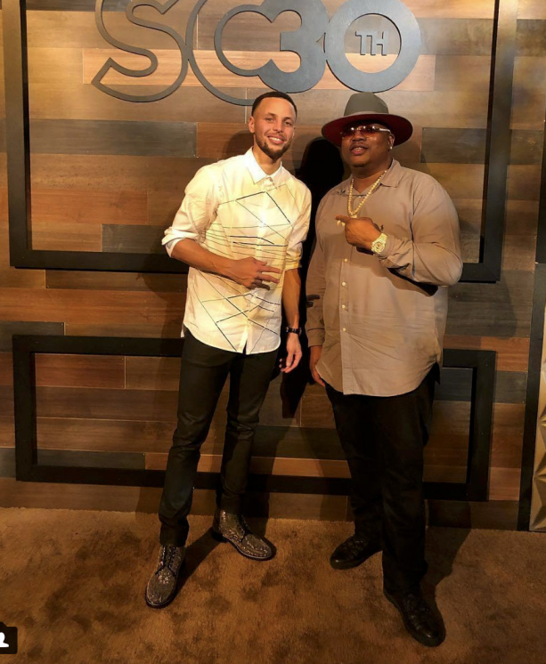 Video- Inside Steph Curry's 30th Birthday Bash