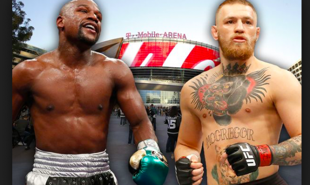 Betting Odds for Conor McGregor Vs Floyd Mayweather fighting MMA just released in Las Vegas