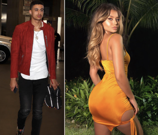 Kyle Kuzma's Girlfriend Is In A League Of Her Own