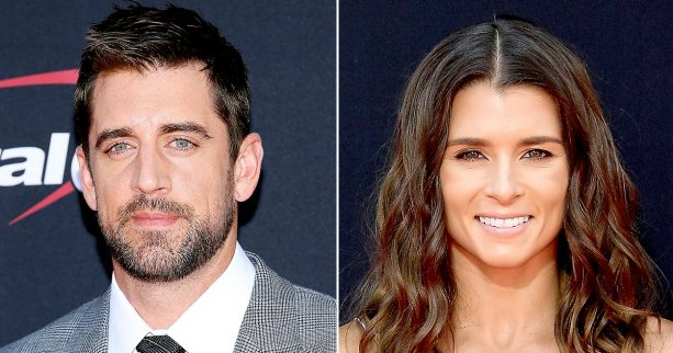 Danica Patrick and Aaron Rodgers Already Getting Into Major Fights