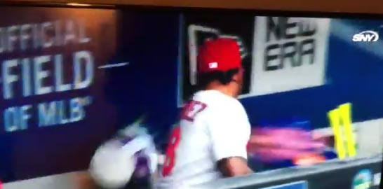 Cardinals Pitcher Carlos Martinez Going HAM On Dubble Bubble