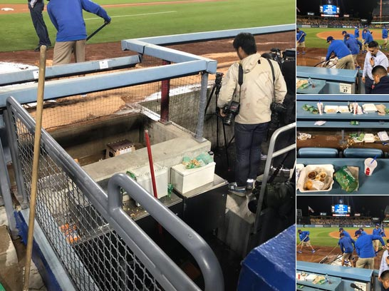 """Dodgers Punk Fans After """"Sh*tty"""" Spring Training Game"""