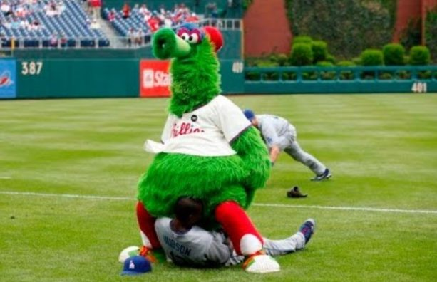 Major League Baseball's Savage Mascot Moments