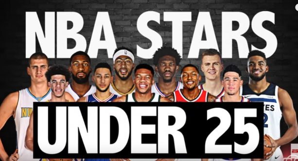The NBA's crop of under-25 stars is Ridiculous