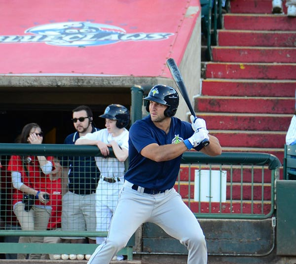 Tim Tebow To Begin Year In Double-A