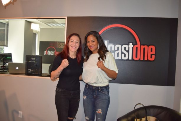 Laila Ali To Spar Cris Cyborg Ahead Of Professional Boxing Debut?