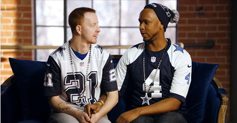 Gay Couple Featured On ESPN's 'We The Fans: Cowboys'