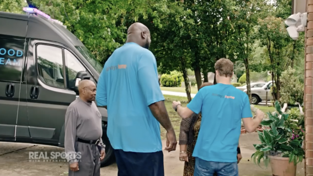 Shaquille O'Neal: The Biggest Man in Advertising