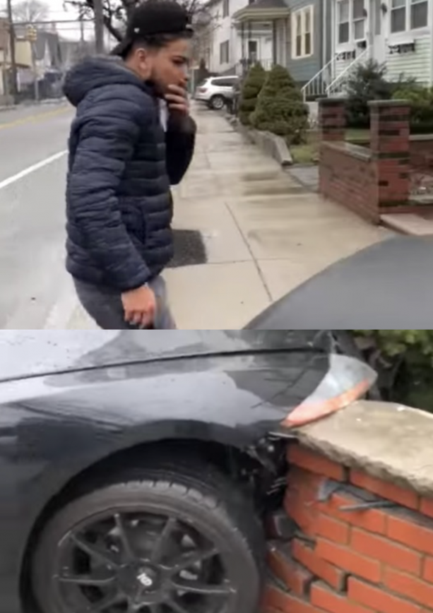 When You Crash Your BMW 24 Hours After Buying It