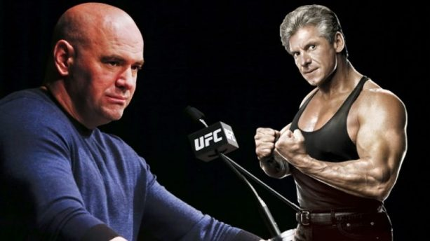 Is The UFC Is Going Straight WWE?