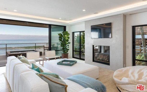 Check Out Kevin Durant's $12.05 Million Beach House In Malibu