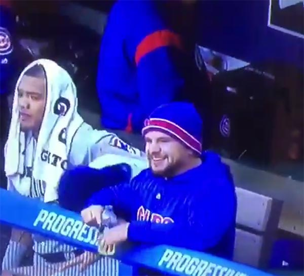 Cubs Kyle Schwarber Caught On Camera Performing NSFW Sexual Acts (VIDEO)