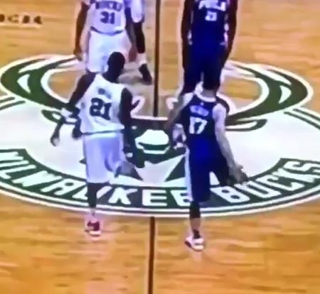 Somebody Made A Video Of Synchronized NBA Players And It's Hilarious
