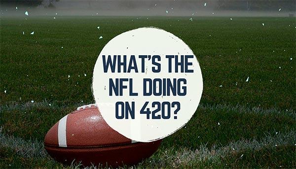 NFL Reminds Players That Drug Testing Begins On 4/20