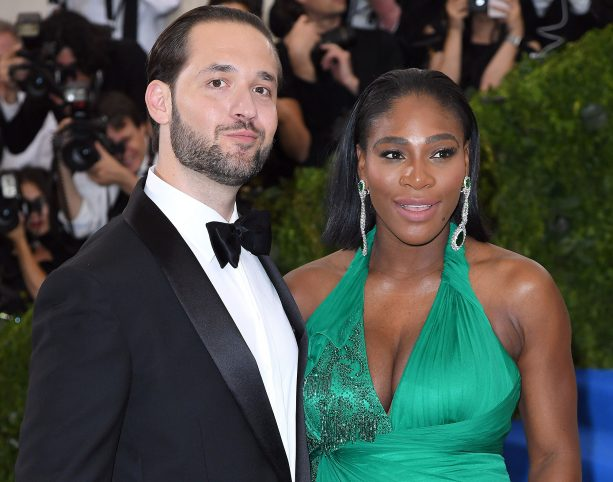 Serena Williams' Husband Rips Reporter Who Asked Awkward Maria Sharapova Question (TWEETS)