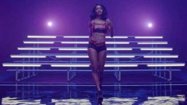 Watch Iman Shumpert's Wife Teyana Taylor's Get Down For New Show