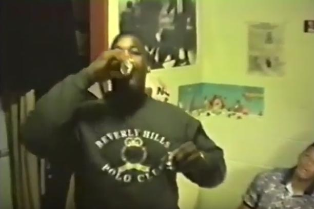 Unreleased Video From 1995 Boston College Football Players Supply Alcohol And Strippers For High School Recruits