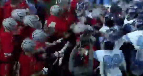 Lacrosse Players Going HAM (VIDEO)