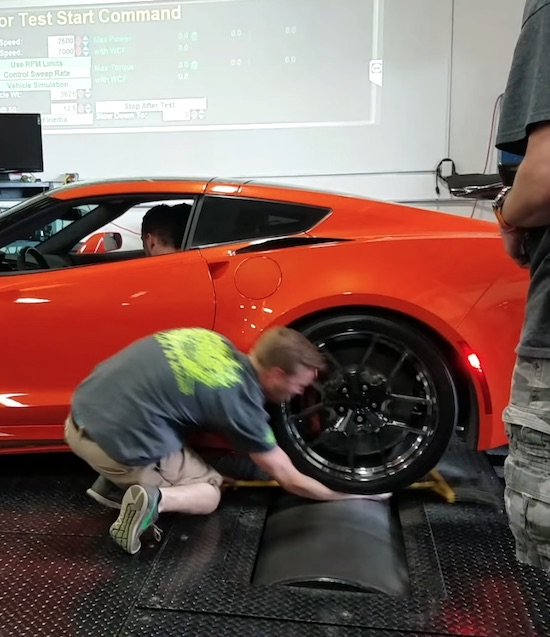 OUCH! ZR1 Corvette Dyno Fail