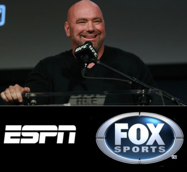 UFC Is About To Announce It's New TV Deal Any Day