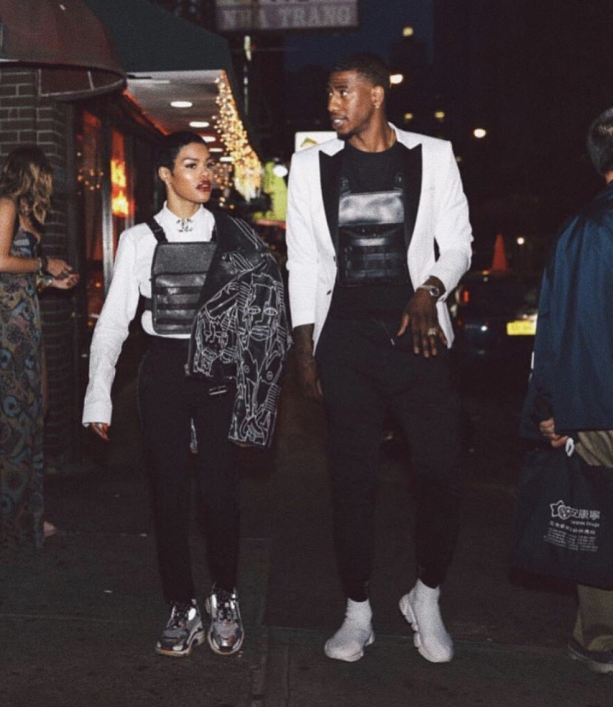 Iman & Teyana Hire Photog To Take Picture Of Them Together After My Callout