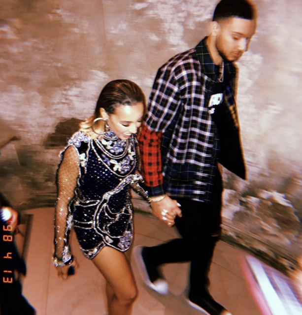 Ben Simmons Girlfriend Shows Love After Sixers Loss