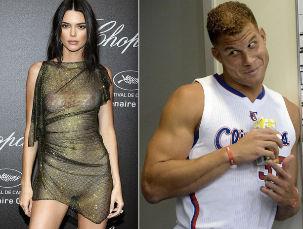 Blake Griffin's Ex Goes Topless On The Red Carpet