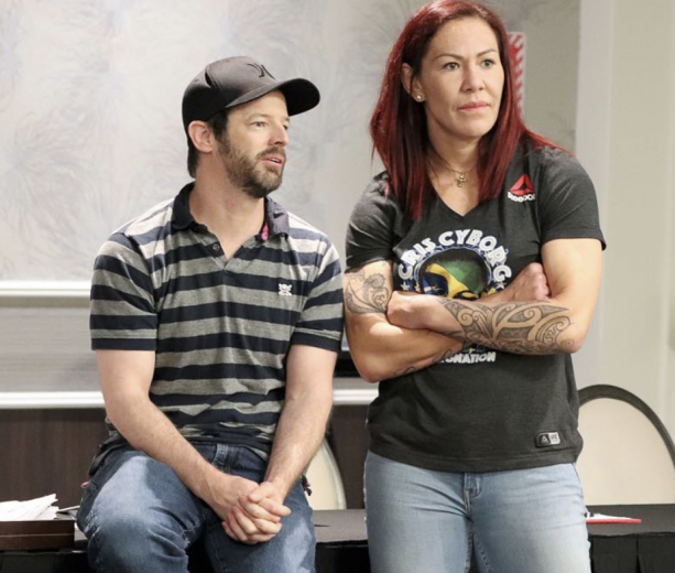 UFC Champion Cris Cyborg To Coach The Next Season Of TUF?