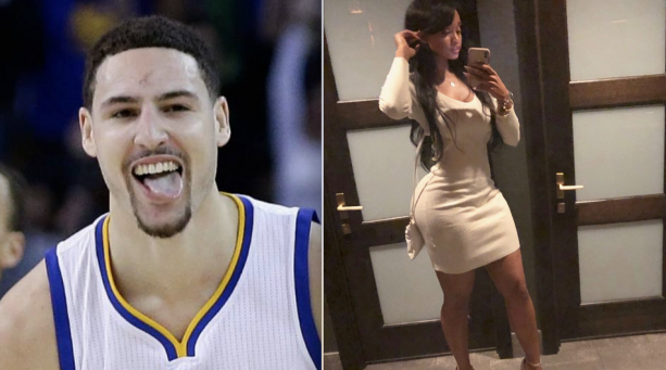 Klay Thompson Ready To Go Public With Ben SImmons Ex?