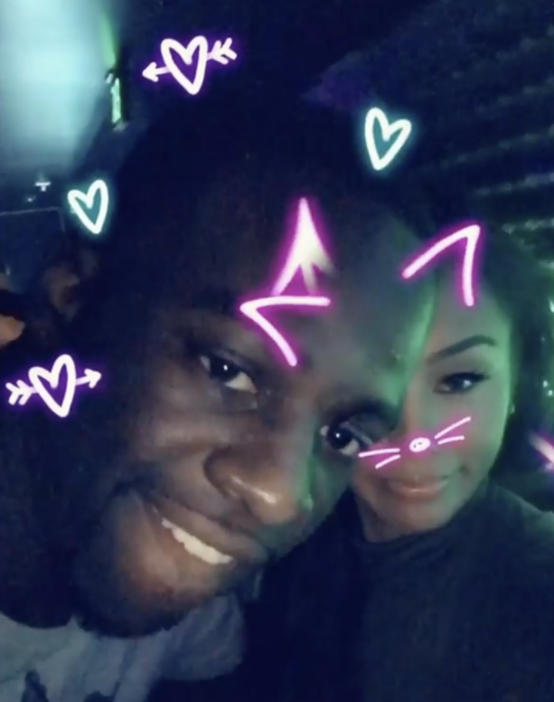 Draymond Green Kissed His Reality Show Girlfriend After The Game 7 Win