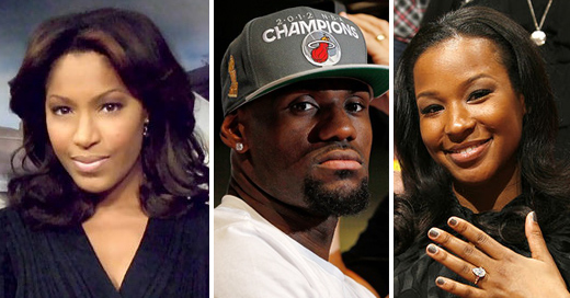 Did Lebron James Father a Love Child With A Cleveland Journalist?