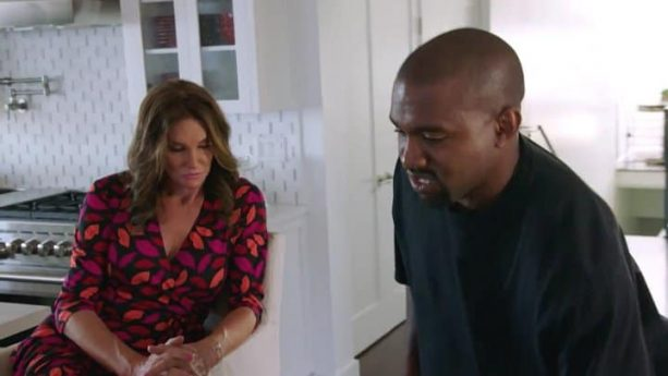Kanye West's Secret Relatiionship With Bruce Gender