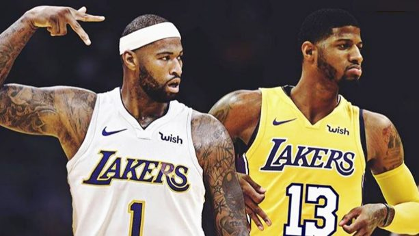 DeMarcus Cousisns Hints At Forming A Lakers Super Team On Instagram