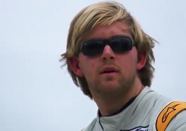 Blind USC Long-Snapper Jake Olson Drove A Car For The 1st Time