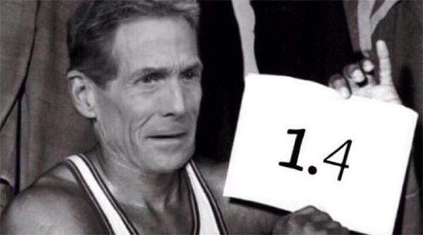 Skip Bayless Gets Rolled Over His Tweet About Lebron's Buzzer Beater
