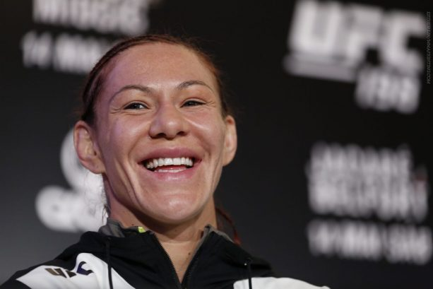 UFC Champion Cris Cyborg Offers To Train Ronda Rouseys Next Opponent