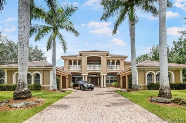 Michael Vick Looks To Pass His South Florida Home To New Owner