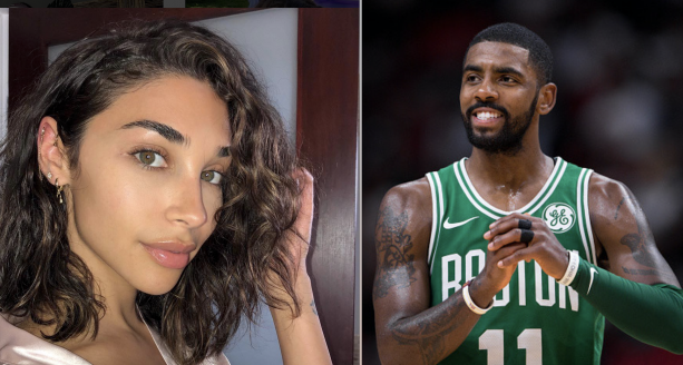 Kyrie Irving & Chantel Jefferies Spotted Kissing In Long Island