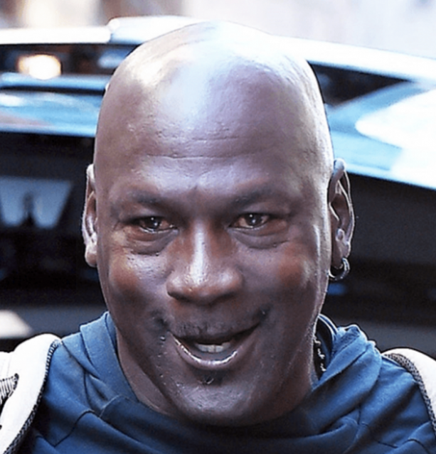 Michael Jordan Looking Wasted Carrying A Bottle Of Tequila In Mid-town NYC