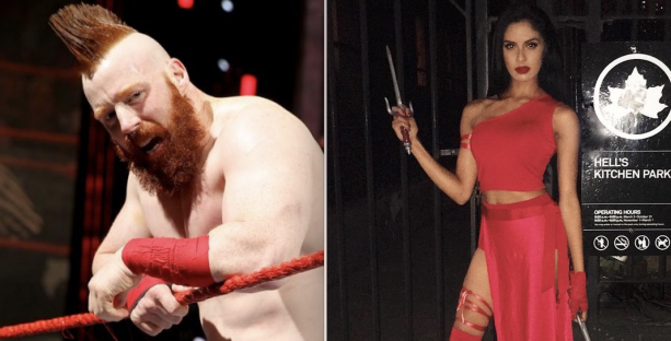 WWE's Sheamus Has A Much Younger Hot Girlfriend